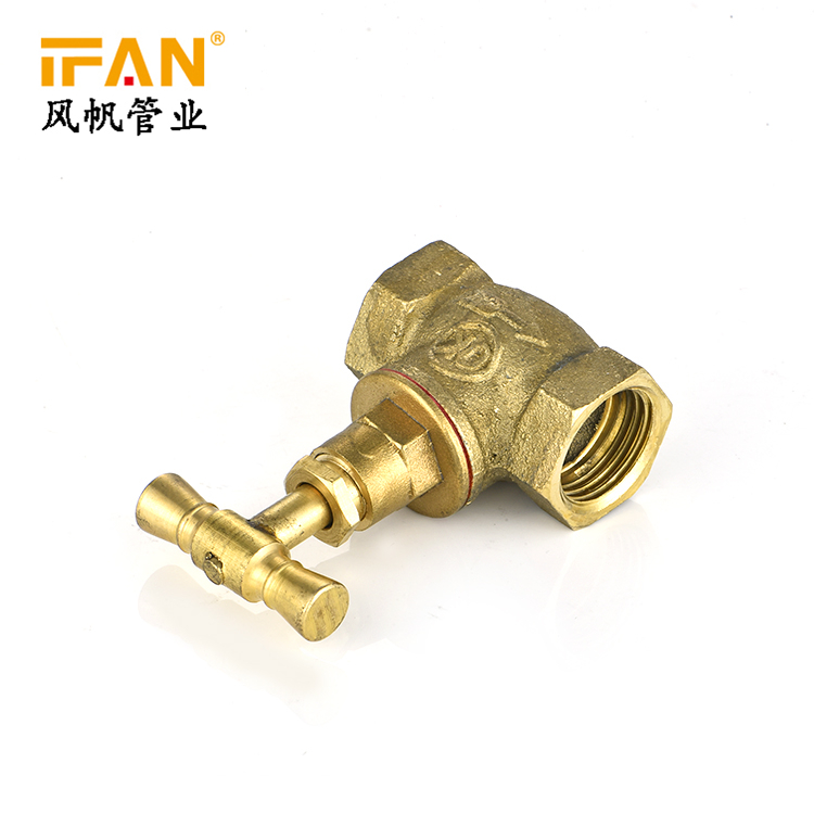 Male Brass Ball Valve