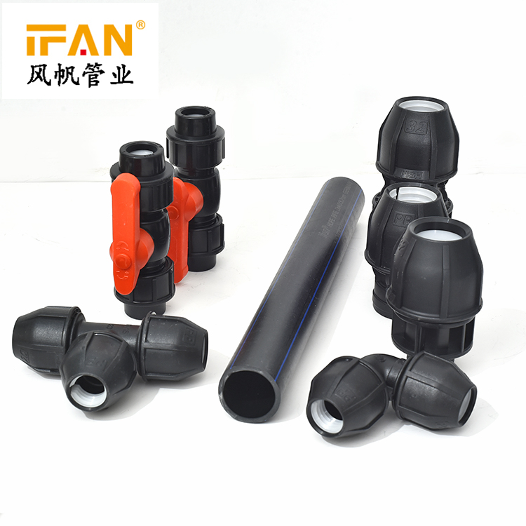 20mm-110 HDPE Pipe PN16 S11 Drip Irrigation System Hdpe Roll Plastic Pipes Philippines Pipe