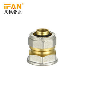 "16mm-32mm 1/2"" Female Adapter PEX Brass Fitting"