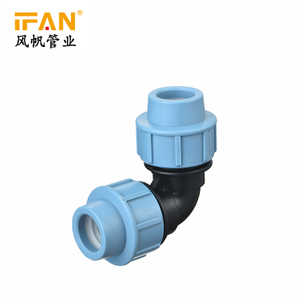 HDPE Equal Elbow