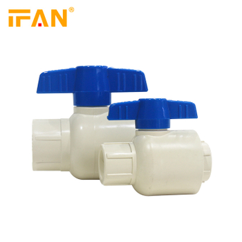 Ball Valve CPVC ASTM2846 Single Union Ball Valve