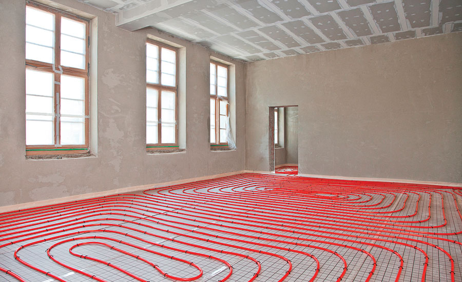 IFAN PEX PIPE FOR FLOOR HEATING