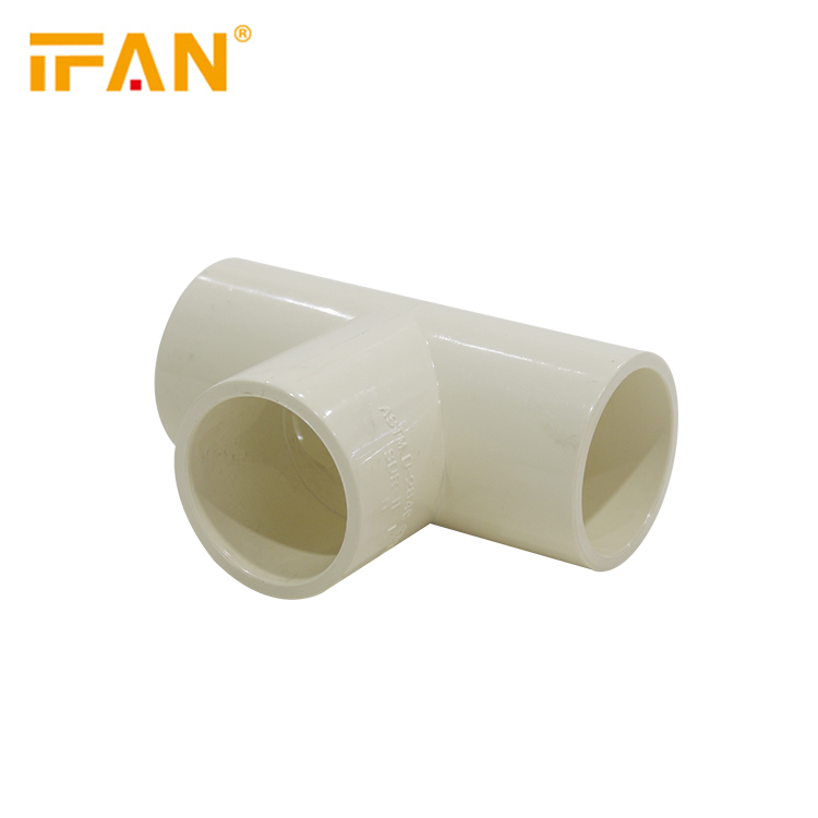 Tee CPVC ASTM 2846 CPVC Pipes and Fittings