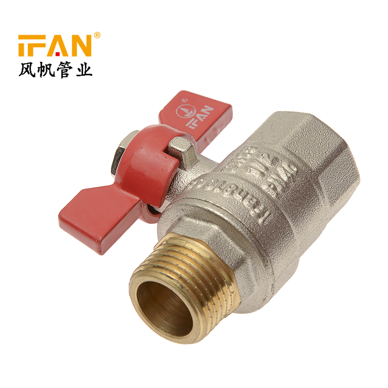 Female Male Ball Valve