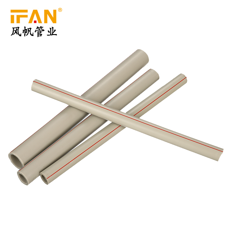 2019 china supplier hot sell color/length can be customized PN20/25 aluminum ppr composite pipe