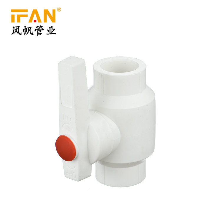PPR Ball Valve Color PPR Fitting Valve