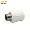 Male Socket UPVC Fitting BSPT Thread Socket